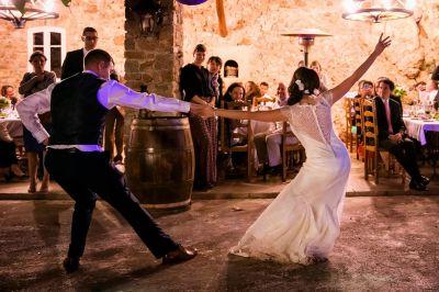 Уроци за първи сватбен танц - Изображение 1